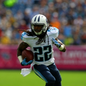 Tennessee Titans Running Back Dexter McCluster