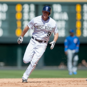 DJ LeMahieu Colorado Rockies