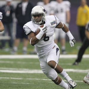 Nevada Wolf Pack running back Don Jackson