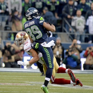 Seattle Seahawks wide receiver Doug Baldwin