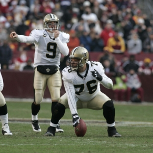 New Orleans quarterback Drew Brees