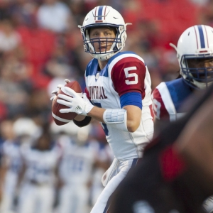 Drew Willy of the Montreal Alouettes