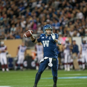 Drew Willy, CFL quarterback