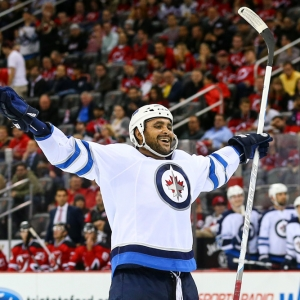 Dustin Byfuglien Winnipeg Jets