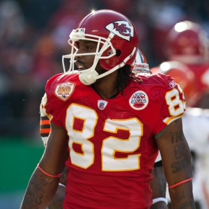 Kansas City Chiefs wide receiver Dwayne Bowe.