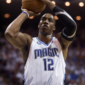 Dwight Howard hopes to lead the Magic to a Round 2 series win against Boston.