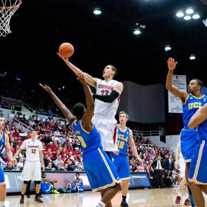 Stanford Cardinal forward Dwight Powell