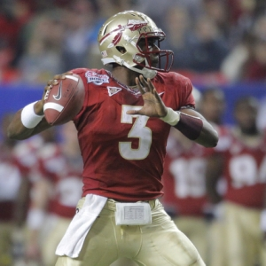 Florida State Seminoles quarterback E.J. Manuel