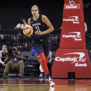 Elena Delle Donne Washington Mystics