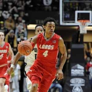 Elijah Brown New Mexico Lobos