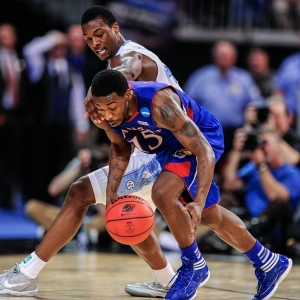 Kansas Jayhawks G Elijah Johnson