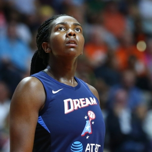 Elizabeth Williams Atlanta Dream