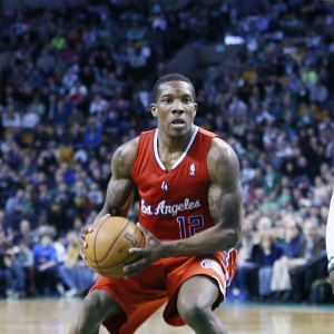 Los Angeles Clippers point guard Eric Bledsoe