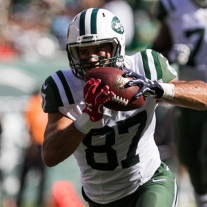 New York Jets Wide Receiver Eric Decker