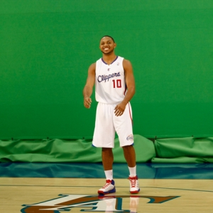Los Angeles Clippers guard Eric Gordon