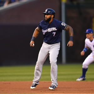 Eric Thames Milwaukee Brewers