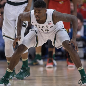 Eron Harris Michigan State Spartans