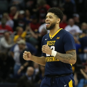 West Virginia Mountaineers forward Esa Ahmad