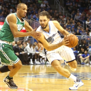 Evan Fournier Orlando Magic