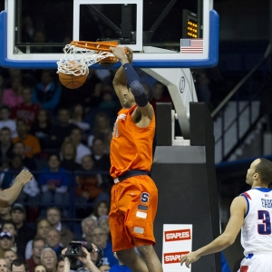 Syracuse Orange center Fab Melo