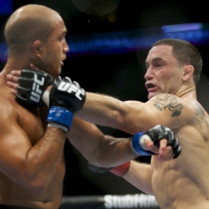 UFC fighter Frankie Edgar