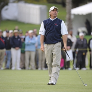 PGA golfer Fred Couples