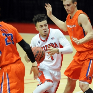 Gabe York Arizona Wildcats