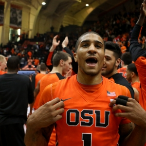Gary Payton II of the Oregon State Beavers