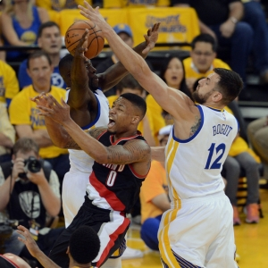 Golden State Warriors Portland Trail Blazers
