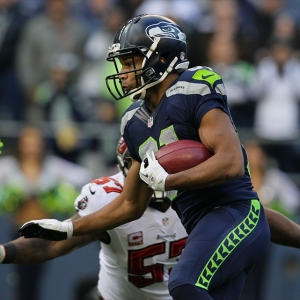 Seattle Seahawks wide receiver Golden Tate