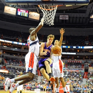 Phoenix Suns point guard Goran Dragic