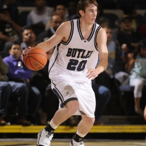 Butler guard/forward Gordon Hayward