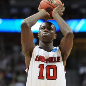 Louisville Cardinals center Gorgui Dieng