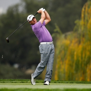 Graeme McDowell of Northern Ireland