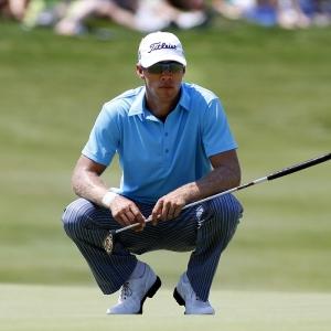 PGA Tour player Graham DeLaet