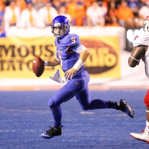 Grant Hedrick Boise State Broncos