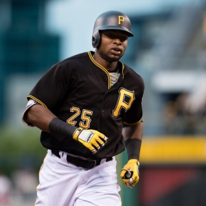 Gregory Polanco Pittsburgh Pirates