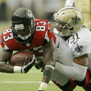 Atlanta Falcons wide receiver Harry Douglas