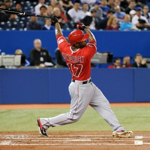 Howie Kendrick Los Angeles Angels