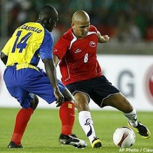 Humberto Suazo of Chile
