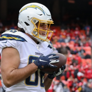 hunter henry los angeles chargers