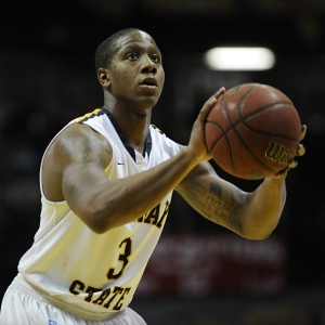 Murray State Racers guard Isaiah Canaan