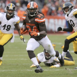 Isaiah Crowell Cleveland Browns