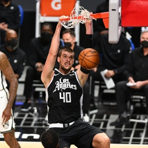 Ivica Zubac Los Angeles Clippers