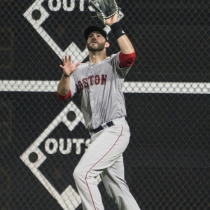 J.D. Martinez Boston Red Sox