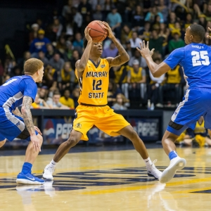 "Murray State guard Temetrius ""Ja"" Morant"