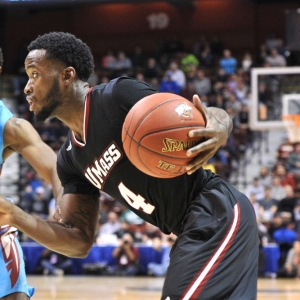 Jabarie Hinds UMass Minutemen