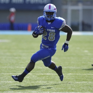 Air Force tailback Jacobi Owens