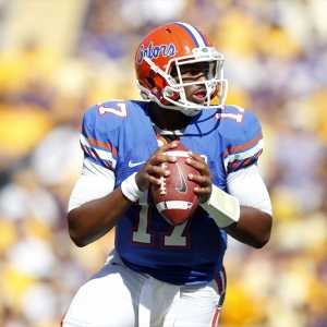 Jacoby Brissett of the Florida Gators