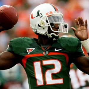 Jacory Harris Miami Hurricanes